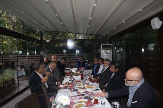 Şişli Platformu Başkanı Mehmet Tekin Şişli'deki tüm siyasileri bir  galerisi resim 1
