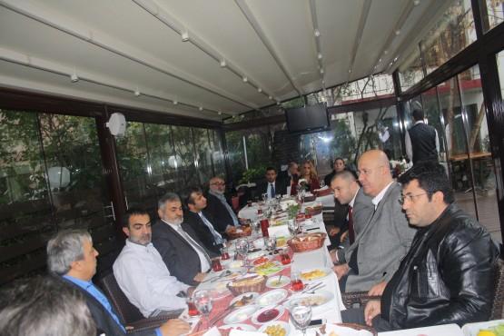 Şişli Platformu Başkanı Mehmet Tekin Şişli'deki tüm siyasileri bir  galerisi resim 2