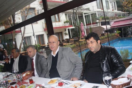 Şişli Platformu Başkanı Mehmet Tekin Şişli'deki tüm siyasileri bir  galerisi resim 4