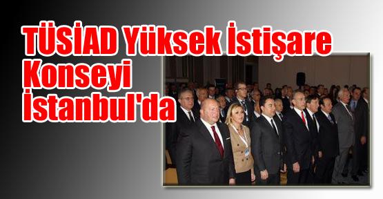 TÜSİAD Yüksek İstişare Konseyi İstanbul'da Toplanacak