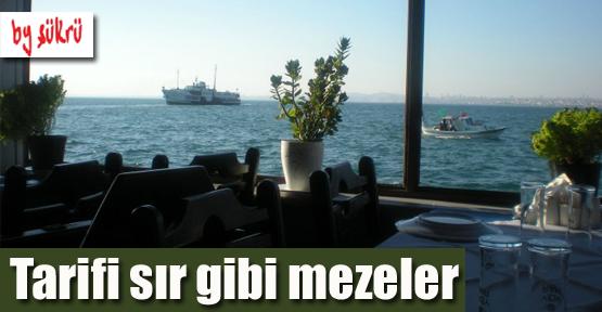 By Şükrü'den Tarifi Sır Gibi Mezeler