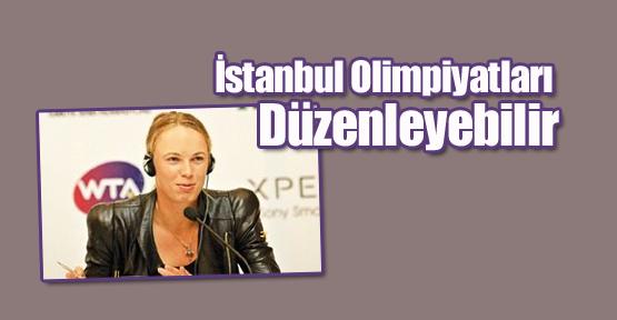 İstanbul Olimpiyatları Düzenleyebilir