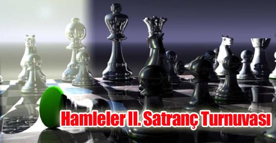 Kartal'da Hamleler II. Satranç Turnuvası