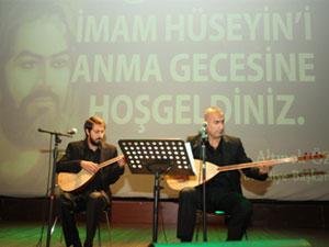 Kartal'da İmam Hüseyin'i anma töreni düzenlendi