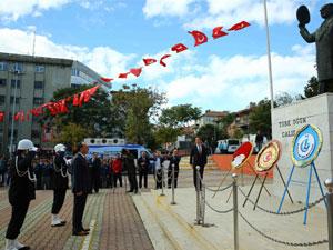 Bağcılar'da Cumhuriyet Bayramı coşkuyla kutlandı