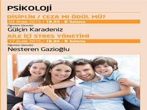 Kadıköy'de psikoloji seminerleri devam ediyor
