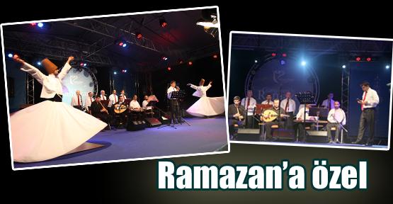 Ramazan'a özel konser