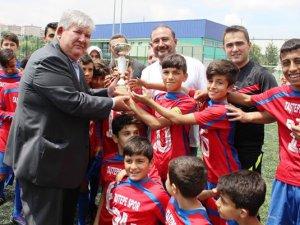 Halkalı Taştepespor Turu rahat geçti