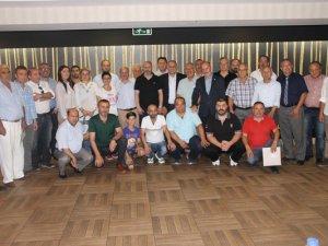 Üsküdar Kulüpler Birliği iftarda buluştu