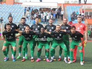 Şile Yıldızspor'dan muhteşem dönüş