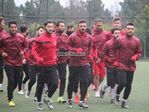 Çekmeköy Bld. Alemdağspor Beyköy Belediyespor maçına hazır
