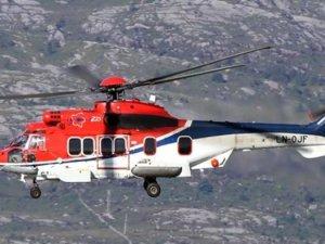 İstanbul'da Helikopter Kazası..!