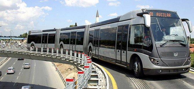 Metrobüs İsyanı..!