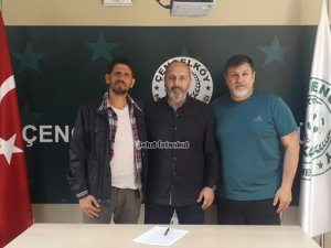 Çengelköyspor Yücel Çolak ile yeniden anlaştı