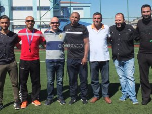 Milli futbolcu Sarıgazispor'da