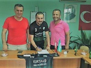 Serkan Yılmaz Gümüşsuyuspor'da