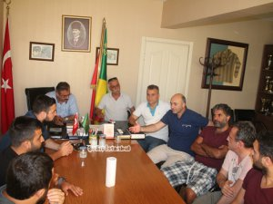 Anadolu Hisarıspor'da imzalar kalbe atıldı