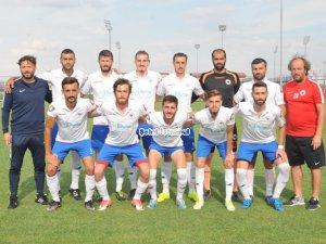 Leventspor hazırlık maçında göz doldurdu
