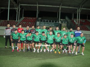 Ortadağspor Üsküdar Anadoluspor maçına hazır