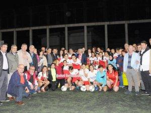Fatih Vatanspor sezonu açılışını yaptı