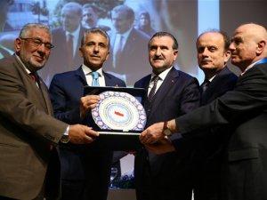 Ali Düşmez, TASKK Başkanlığı'na yeniden seçildi