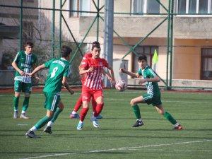 Sancaktepe Belediyespor Kırklarelispor'u 3 golle geçti