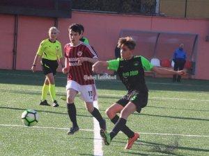 Bulvarspor Kavacık maçında kazanan çıkmadı