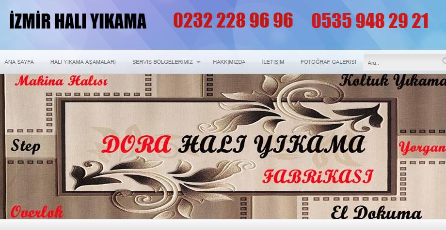 İzmir Halı Yıkama Firması Hizmetleri