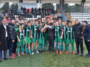 Batı Trakyaspor ligi şampiyon tamamladı