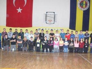 İstanbul Olimpiyat Akademisi'nde hedef %100 başarı