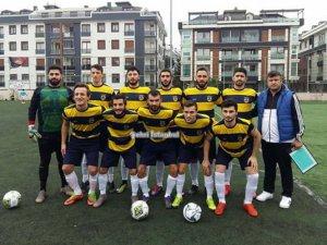 Şilespor 5 golle başladı