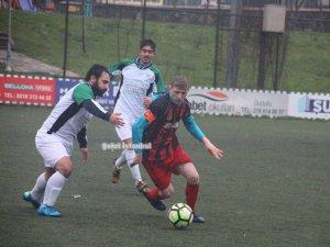 Ataşehir derbisini Yoncaspor kazandı