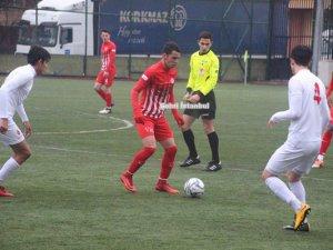Sancaktepe Belediyespor Pendikspor'u tek golle geçti