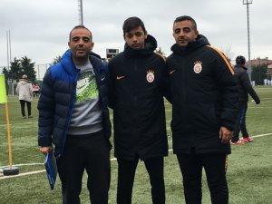 15 Yaşındaki Fatih Ergül Galatasaray'da