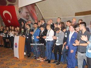 Maltepe Yıldızspor'dan muhteşem gece