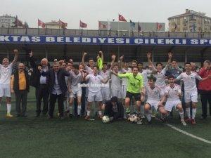 Boğaziçispor şampiyonluğunu ilan etti