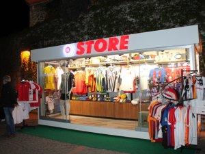 Ortaköyspor Store açıldı