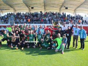 Şile Yıldızspor 3. Lige yükseldi
