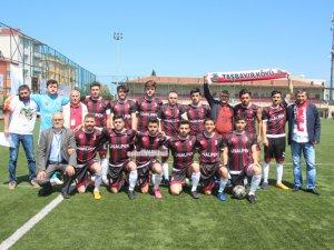 Sivas Vadi Kupasını Taşbayır Köyü kazandı