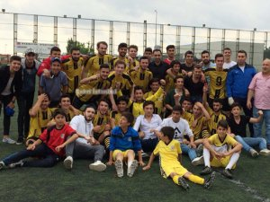 Batı Ataşehirspor ilk sezonda 1.Amatör Lige yükseldi