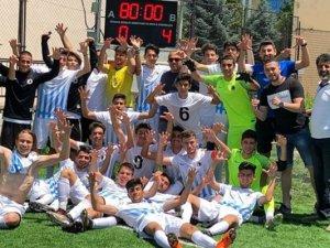 Kartal Belediyespor Kütahya şampiyonu oldu