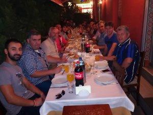 Boğaziçispor'dan yeni sezon öncesi moral yemeği