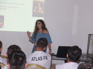 Atlasspor'a Diyetisyen desteği
