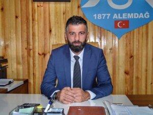 1877 Alemdağspor'da Başkan istifa etti