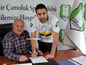 Ataşehir Çamolukspor golcüsünü buldu