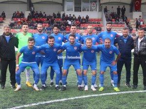 Çekmeköy Bld. Alemdağspor'dan 10 numara galibiyet