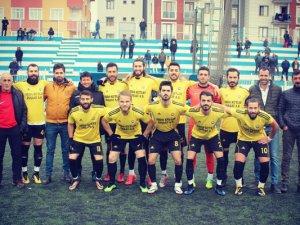 Arda Kutlay inşaat A.Ş İstanbul Ağrıspor'un ana sponsoru oldu
