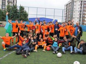 Pendik Kavakpınarspor şampiyonluğunu ilan etti
