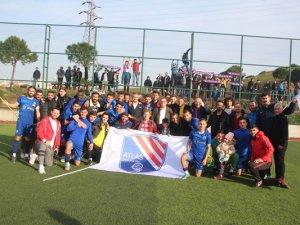Atlasspor şampiyonluğunu ilan etti