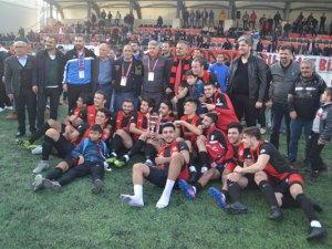 Gülsuyuspor Süper Amatör Ligde
